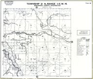 Page 081 - White Chuck River, Thornton Lake, Stujack Pass, Sauk River, Lake Metan, Rat Trap Pass, Snohomish County 198x